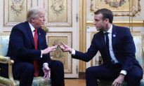 Trump Responds to Criticism by French President Emmanuel Macron