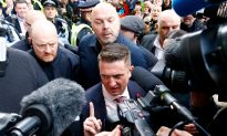 British Activist Tommy Robinson Not Granted Visa in Time for Washington Visit