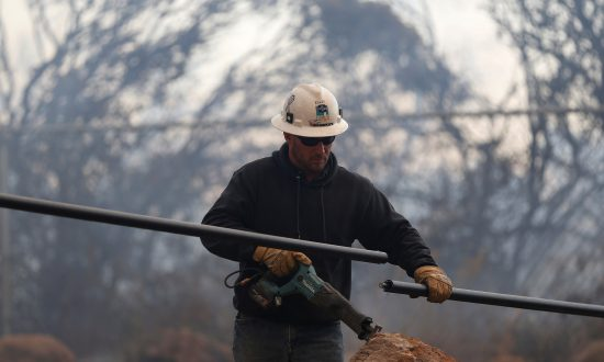 Wildfire Victims Sue Utility Company as Search for Missing People Intensifies
