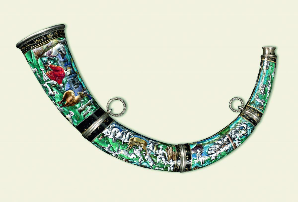 Hunting horn 1538