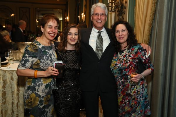 Mysko at the gala
