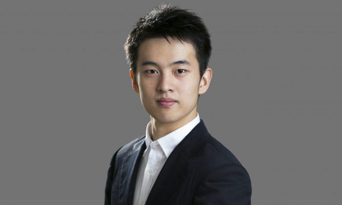 Shen Yun Dancer Kenji Kobayashi. (Shen Yun Performing Arts)