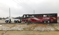 2 Dead, 44 Hurt in Mississippi Bus Crash