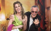 Stan Lee Co-Created One Final Superhero with His Daughter Called 'Dirt Man'
