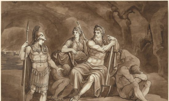 who is telemachus in the odyssey