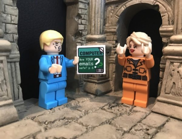 Build The Wall Kit And Trumpy Bear Become Conservative