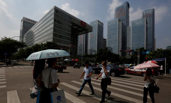 Chinese Firms' Mounting Stress: Funding Woes, Shrinking Profit Growth, Trade War