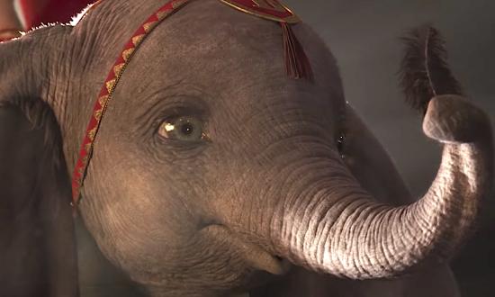 Disney Releases Heartbreaking New 'Dumbo' Trailer