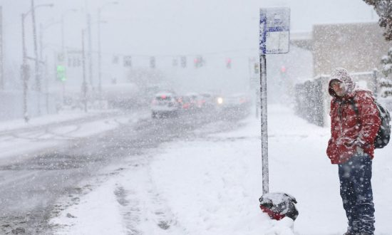 Northeast Battens Down Hatches as Storm Moves Its Way