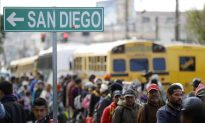 Tijuana Residents Clash With Central American Migrants: 'Get Out!'
