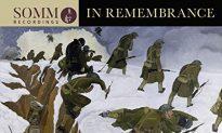 Three Choral Albums Commemorating World War I