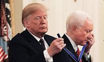 Elvis, Babe Ruth, Scalia Win Presidential Medal of Freedom Award
