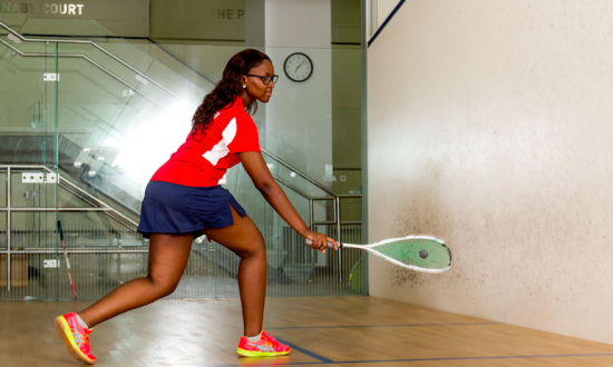 An Exclusive Sport Provides Opportunities for All