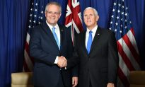 US Joins Australian Plan to Develop New Pacific Naval Base