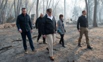 Trump Visits California to Survey Wildfire Damage, Pledges Federal Help With Forest Management