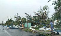 Cyclone 'Gaja' Makes Landfall in South India, Kills 33 People