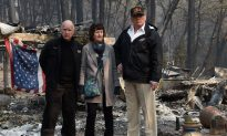Videos of the Day: Trump Visits California Devastated by Wildfires