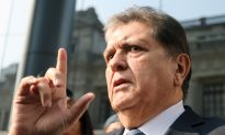 Peru Ex-President Garcia Asks for Asylum in Uruguay