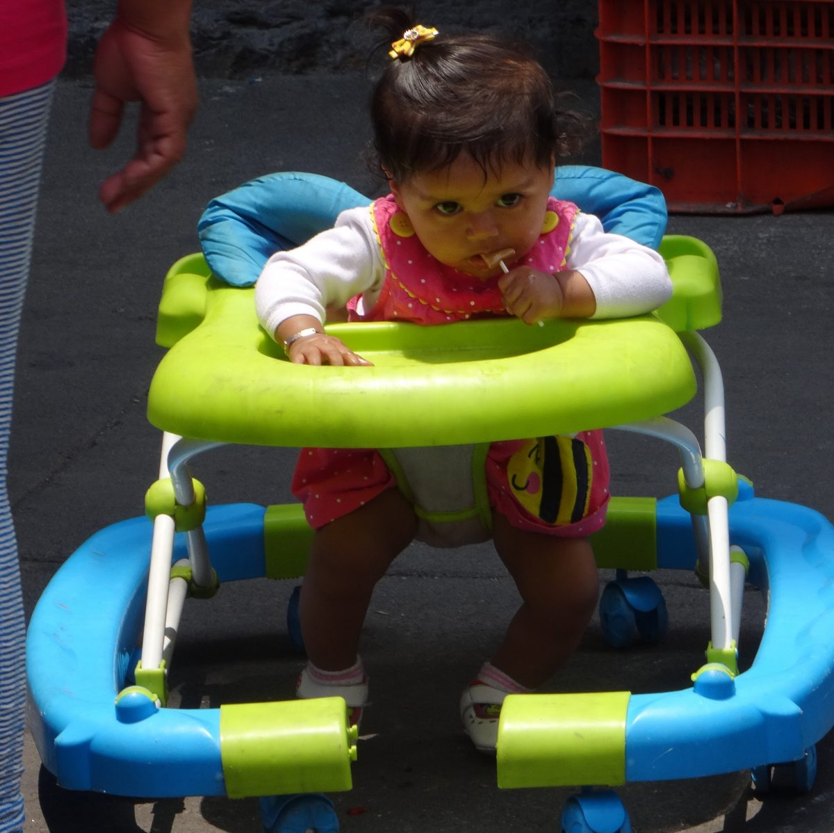 Over 2000 Infants Still Injured by Baby Walkers Every Year ...