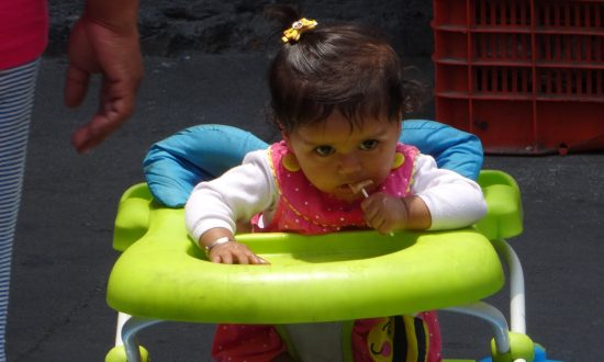 Over 2000 Infants Still Injured by Baby Walkers Every Year; Call for Ban