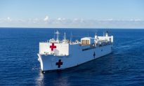 US Naval Ship Offers Free Care for Venezuelan Migrants in Colombia