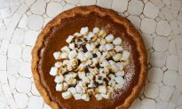 Easy as (Vegan) Pumpkin Pie