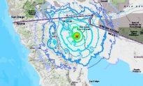 4.8 Magnitude Earthquake Strikes Baja California, Miles From Border