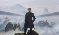 Caspar Friedrich's 'Wanderer Above the Sea of Fog' and Sublime Transformation