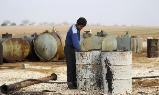 US Targets Iranian-Russian Network Over Syrian Oil Shipments