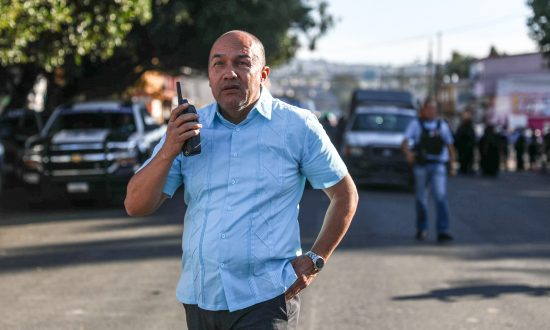 Tijuana Police Chief Concerned His Forces Aren't Enough For Migrant Influx