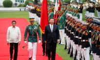 China's Xi Visits Philippines as Duterte Pressed to Take Tougher Line