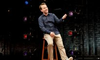 Theater Review: 'Mike Birbiglia's the New One'