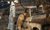Rains Could Help California Firefight but Complicate Search for Remains