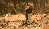 Volunteers Help Survivors of Devastating California Wildfire