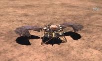 Watch InSight Spacecraft Land on Mars on 'Cyber Monday'