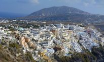 Greek Island of Santorini: More Than a Tourism Paradise