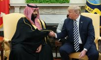 Trump Thanks Saudis for Lower Oil Prices, Says Good for US and World