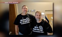 Retired Sergeant Receives a Kidney Donation From His Coworker