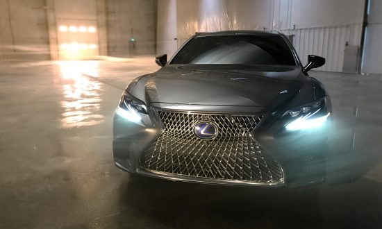 2018 Lexus Ls500h The Sophisticated Sedan For The Younger: 2019 Lexus RX 350L Lux AWD