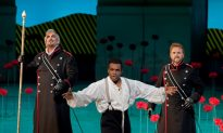 Tenor Lawrence Brownlee, Steward of a Beautiful Voice