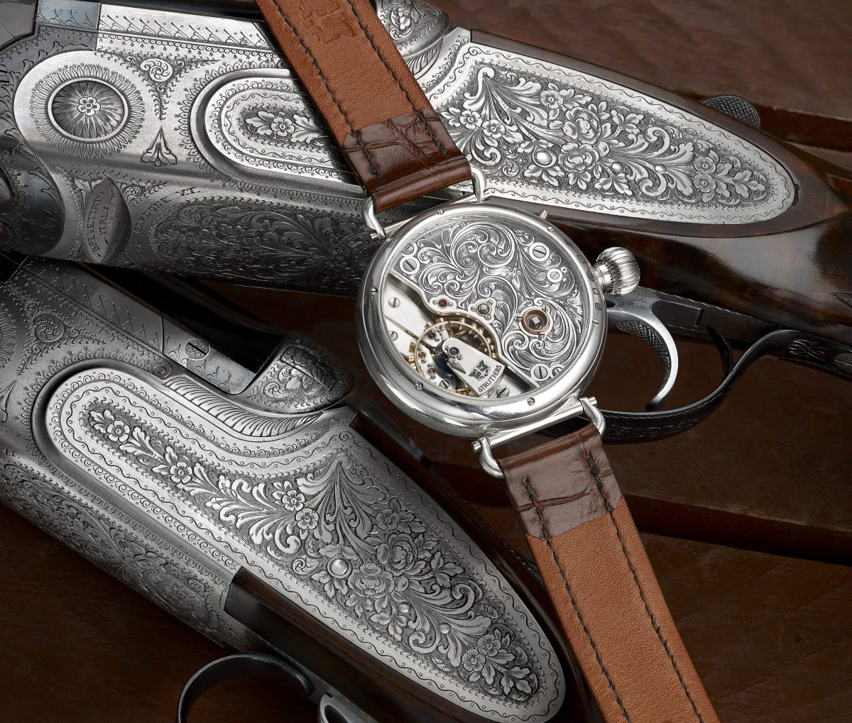 Struthers Watchmakers Traditional Beretta