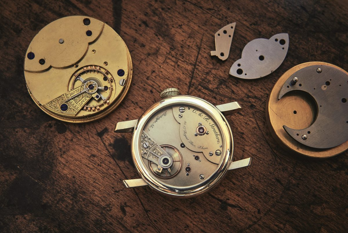 Struthers Watchmakers Traditional Project 248