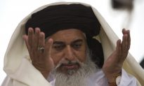 Pakistan Arrests Top Leader of Radical Islamic Party in Lahore