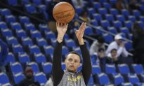 Warriors G Curry Unhurt in Multi-Car Crash
