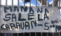 Honduran Migrant: 20,000 Plan to 'March' Across Border