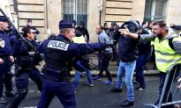Videos of the Day: French Protesters Angry Over Fuel Taxes Clash With Police