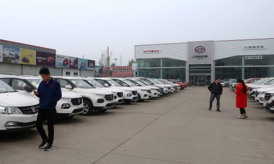 In China S Hinterland Car Market Growth Engine Sputters