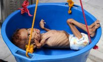 Yemen's Nightmare: War Brings Famine