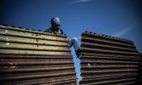 Caravan Charge Reveals Weakness in Border Structures