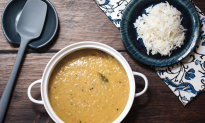 South Indian Lentils With Curry Leaves (Parippu Curry)